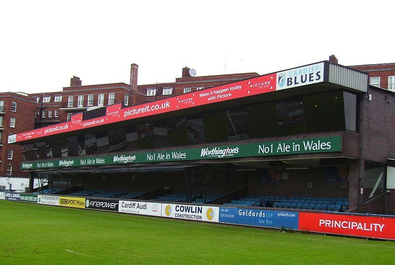 Cardiff Arms Park Car Park