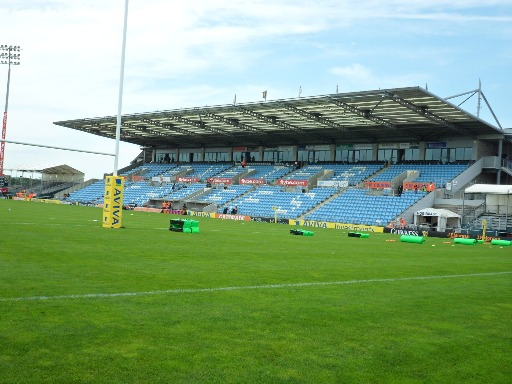 The Rugby Ground Guide Sandy Park Exeter Chiefs