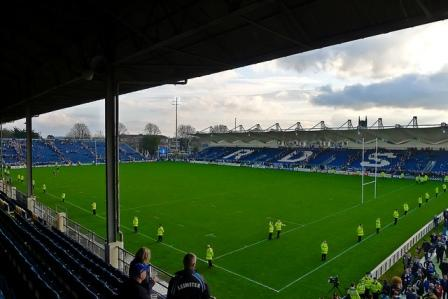 The Rugby Ground Guide The Rds Arena Leinster Rugby